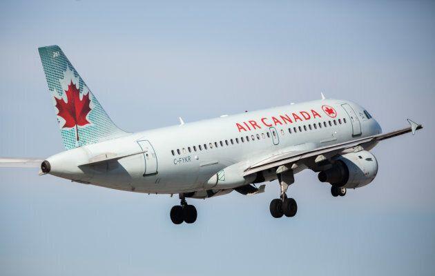 La compagnie aérienne Air Canada se classe en septième position du classement d'Indeed