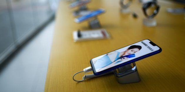 Huawei a détrôné Apple et vise maintenant le 1er rang