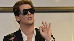 Fusillade du «Capital Gazette»: Milo Yiannopoulos a appelé à «abattre des