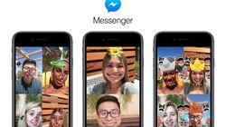Facebook veut vous faire jouer en groupe dans