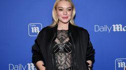 Lindsay Lohan critique le mouvement