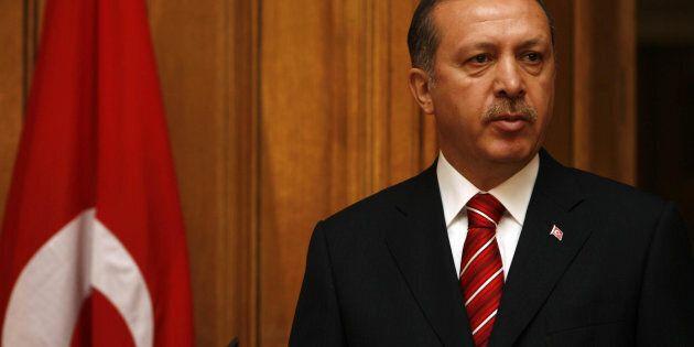 Le président de la République de Turquie, Recep Tayyip