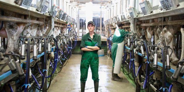La gestion de l'offre est un modèle économique et écologique, qui offre une stabilité aux producteurs...