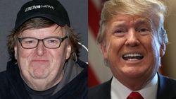 Michael Moore s'attaque à Trump dans la première bande-annonce de «Fahrenheit