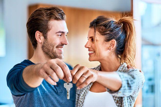 Beaucoup de milléniaux risquent de bénéficier de l'aide de leurs parents pour acheter une maison.