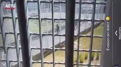 Un célèbre détenu français réussit à s'évader de prison en