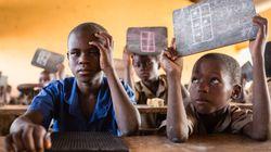 BLOGUE 32 millions d'enfants handicapés privés