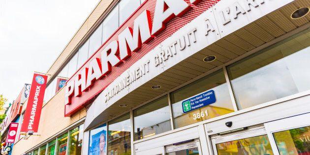 Pharmaprix offrira beaucoup plus de produits