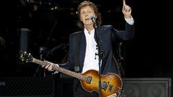 Paul McCartney en concert à Montréal et Québec en