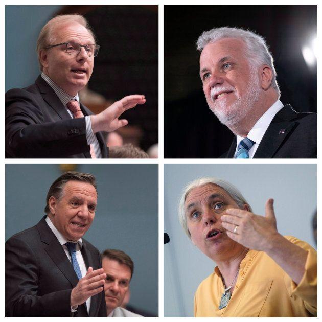 Les quatre chefs parcourent déjà le