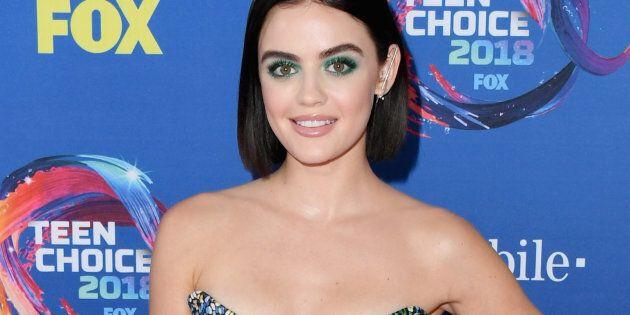 Les plus belles et les pires tenues des Teen Choice Awards