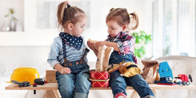 Comment faire participer les enfants à la préparation de la boîte à