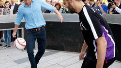 Panna Ball : nouveau sport très populaire à la Coupe du