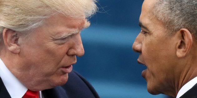 Bilan: l'élection de Trump est un désastre et Obama était meilleur président,