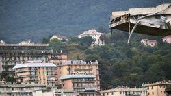 Effondrement d'un pont à Gênes: les sauveteurs souhaitent un