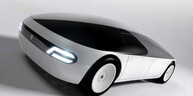 L'auto Apple pourrait être sur le marché dès 2023, selon un