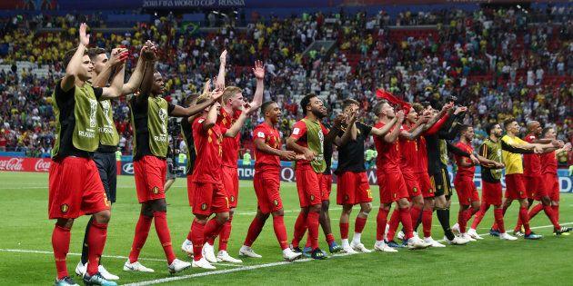 Coupe du monde: la Belgique vient à bout du Brésil et accède aux