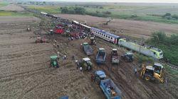 Au moins 24 morts dans le déraillement d'un train en