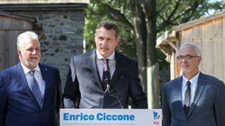 Enrico Ciccone devient candidat du PLQ malgré la