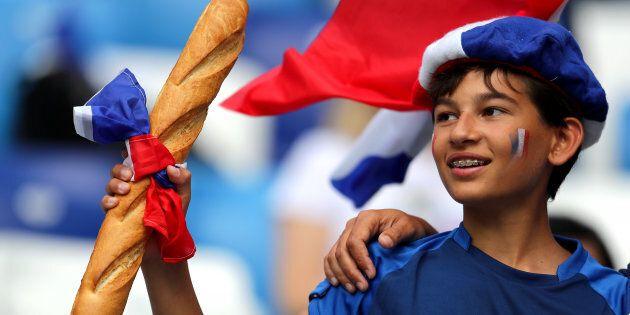 Coupe du monde 2018: Tout le monde adore ce «garçon à la baguette» partisan des