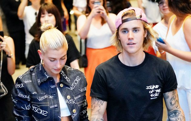 Justin Bieber s'est fiancé au mannequin Haley