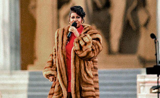 Aretha Franklin en