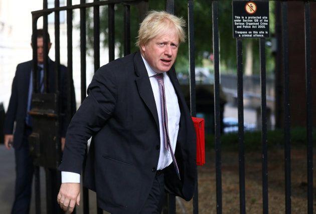 Boris Johnson était l'un des fervents défenseurs du Brexit durant la campagne référendaire de