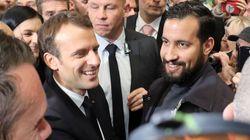 Le président français Macron sur Benalla: «le responsable, c'est