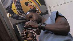 Cet artiste kényan donne une seconde vie aux