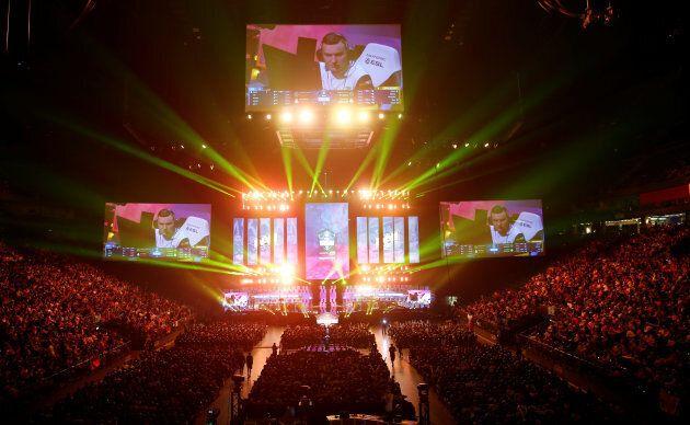 Le jeu Counter Strike a déjà son propre tournoi mondial.