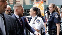 Conor McGregor évite un procès et la