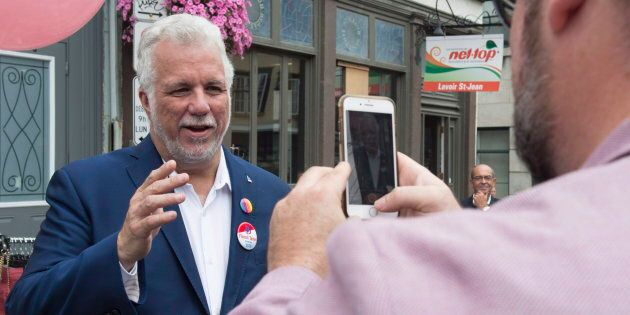 Après Québec solidaire et la Coalition avenir Québec, le Parti libéral promet des investissements majeurs...