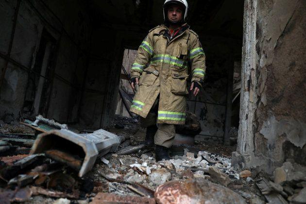Brésil: un musée incendié cause