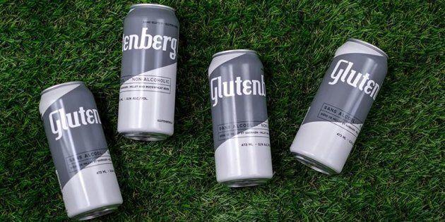 Un rappel volontaire pour un lot de bière Glutenberg sans