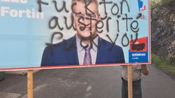 Des candidats libéraux dénoncent des actes de vandalisme sur les pancartes