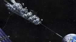 Un mini ascenseur spatial bientôt testé en