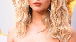 Jennifer Lawrence suit les préceptes beauté de sa