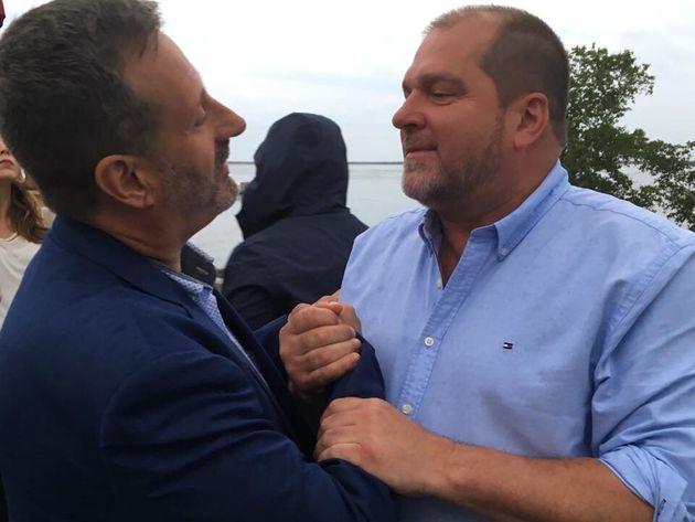 Sylvain Roy pourra compter sur l'aide de son collègue péquiste Harold Lebel pour faire campagne dans...