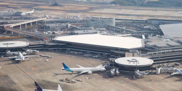 Photo d'archives de l'aéroport de