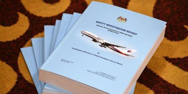 Le rapport indépendant sur le mystère entourant le vol MH370 a été rendu public