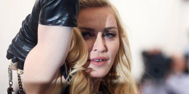 Madonna s'offre la couverture du Vogue Italie pour ses 60