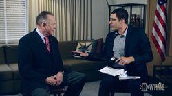 Sacha Baron Cohen piège Roy Moore avec son «détecteur de