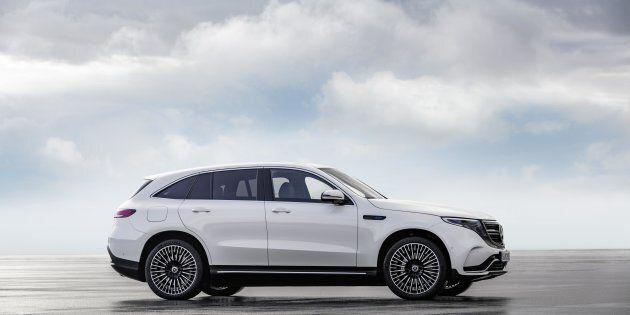 Mercedes-Benz se lance dans l'électrique avec le nouveau