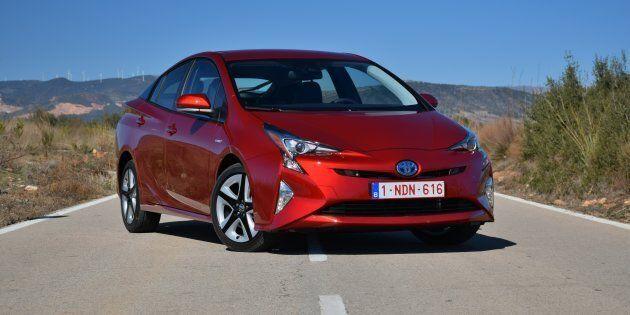 Rappel de plus d'un million de voitures hybrides de marque