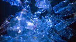Plus de 100 millions de tonnes de plastique dans les