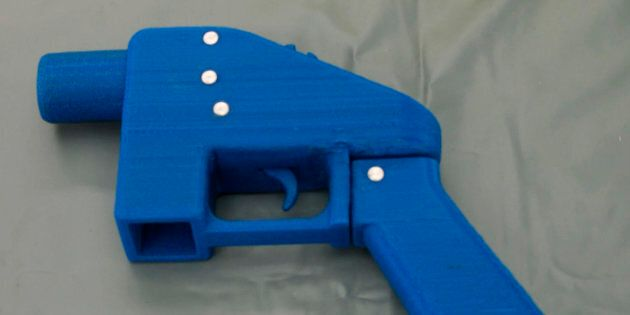 La lutte contre les armes imprimées en 3D s'accélère aux