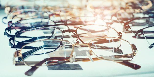 Ordonnances de lunettes et de lentilles cornéennes: tout ne peut pas être fait en