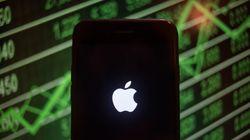 Apple profite au troisième trimestre des iPhone plus