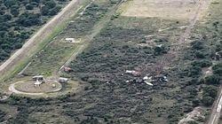 Un avion de ligne s'écrase au décollage au