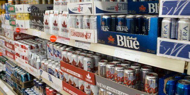 Molson Coors Canada développera des boissons à base de